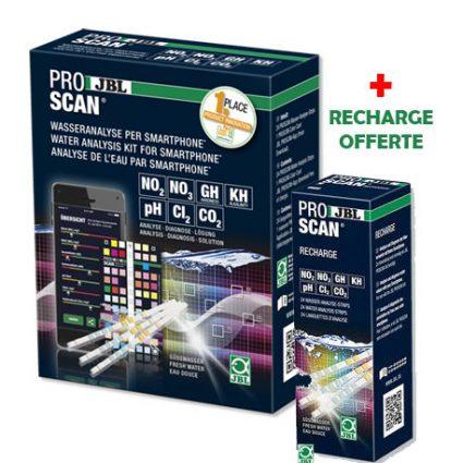 JBL Proscan et sa recharge offerte