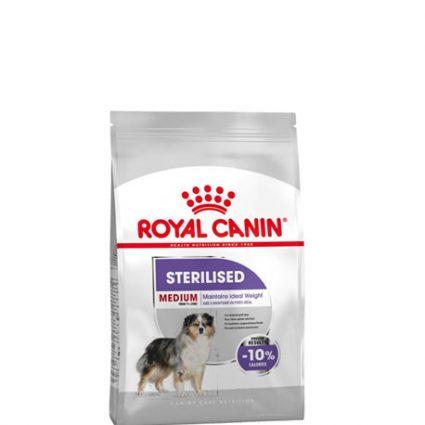 Royal Canin Medium Sterilised 3 kg