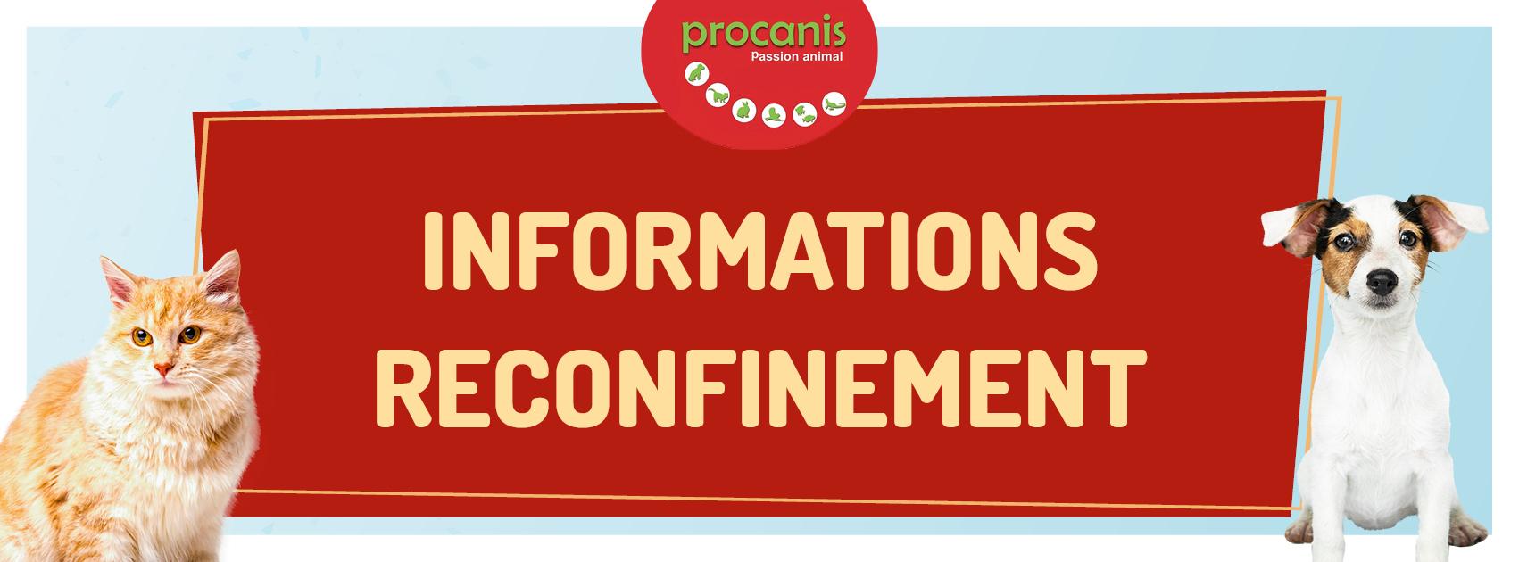 Informations reconfinement