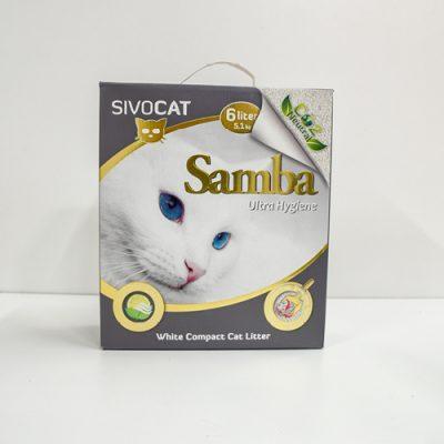 litière samba 12L