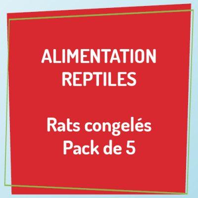 Rats pack de 5